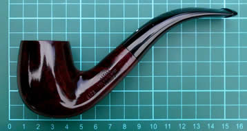 Dunhill Pipe Bruyere smooth finish