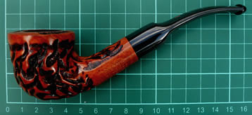 Lorenzo Rustic Smoking Pipes