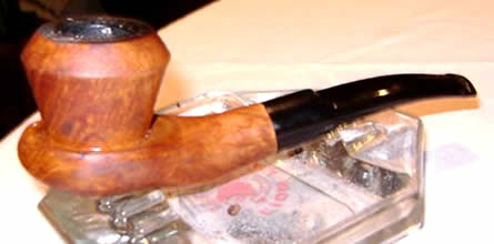 Lorenzo Carve-your-own pipe