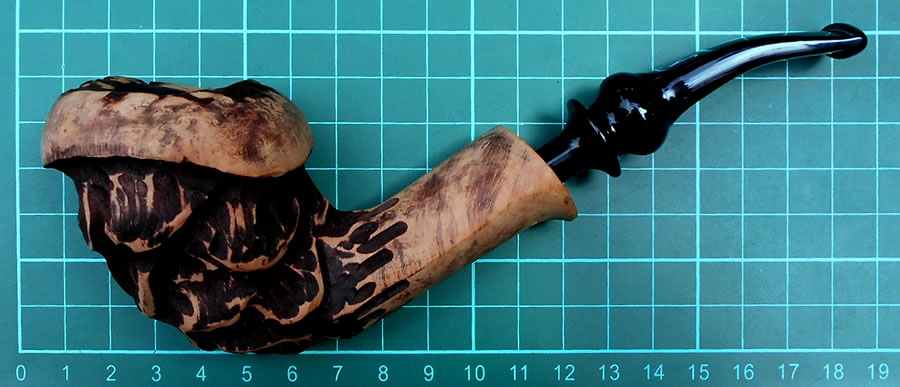 Nording Spruce Cone Freehand Pipe