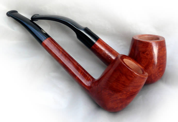 New series Savinelli Pipes Classic shapes