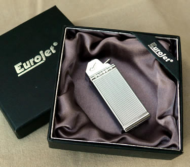 Eurojet Flint Pipe Lighter in Gift Box