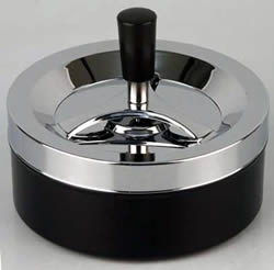 Quality Spinning ashtray