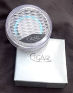 CIGAR brand Humidifier, humidity bead technology -  Round