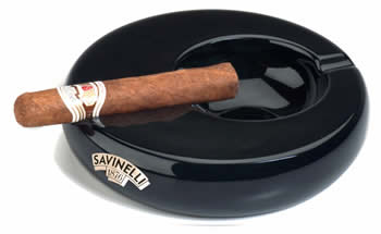 Savinelli Ceramic Cigar Ashtray