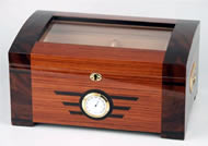 Humidor for 80 cigars