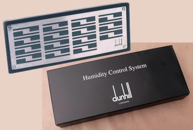 Dunhill Humidity Control System