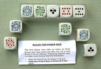how to play dice bullshit