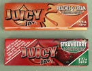 Juicy Jay's Hemp full-flavour cigarette papers Regular
