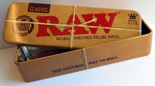 Raw Roll Your Own Caddy